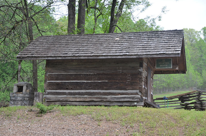 Restoration Of Authentic 17th And 18th Century Log Cabins